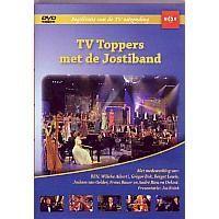 Jostiband - TV Toppers met de Jostiband - DVD