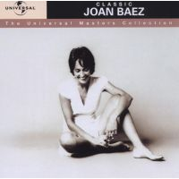 Joan Baez - The Universal Masters Collection - CD
