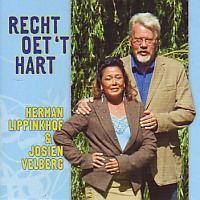 Herman Lippinkhof en Josien Velberg - Recht oet `t hart - CD
