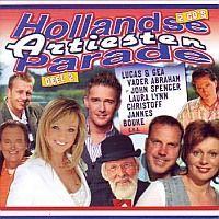Hollandse Artiesten Parade - Deel 2 - 2CD