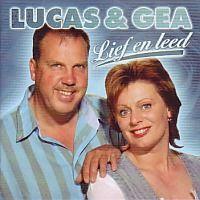 Lucas en Gea - Lief en leed - CD