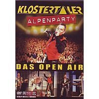 Klostertaler - Das Open Air Alpenparty - DVD