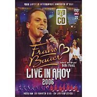 Frans Bauer - Live in Ahoy 2006 - DVD+CD