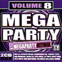 Mega Party Vol.8 - 2CD