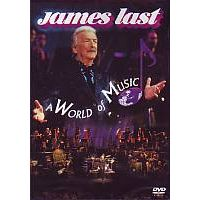 James Last - A world of Music - DVD
