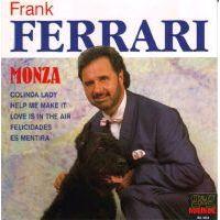 Frank Ferrari - Monza - CD