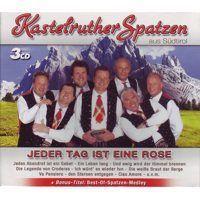 Kastelruther Spatzen - Jeder Tag Ist Eine Rose - 3CD