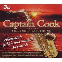 Captain Cook - Aber Dich Gibt`s Nur Einmal Fur Mich - 3CD