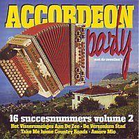 Accordeon Party - Volume 2 - CD