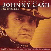 Johnny Cash - I Walk The Line - The Best Of - CD