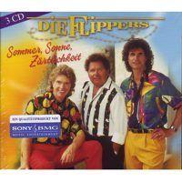 Die Flippers - Sommer, Sonne, Zartlichkeit - 3CD