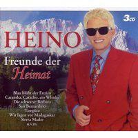 Heino - Freunde der Heimat - 3CD