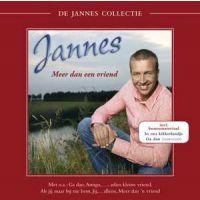 Jannes - Meer dan een vriend - CD