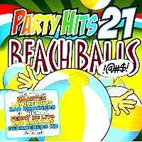 Party Hits - Vol. 21 - Beach Balls - CD