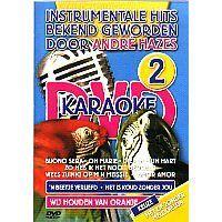Andre Hazes -  Volume 2 - Karaoke - DVD
