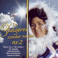 Zangeres Zonder Naam - het beste van nr. 2 - CD