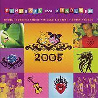 Kinderen voor kinderen 2005 - CD