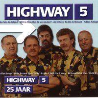 Highway  5 - 25 Jaar - CD