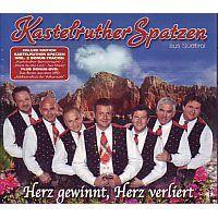 Kastelruther Spatzen - Herz gewinnt, Herz verliert - CD - Deluxe Edition incl. DVD
