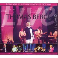Thomas Berge - Live in concert - 2CD