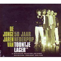 Toontje Lager - 50 Jaar Nederpop - 2CD