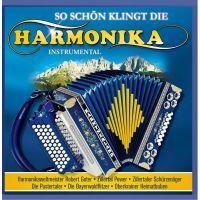 So Schön Klingt Die Harmonika - Instrumental - Folge 1 - CD