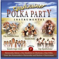 Oberkrainer - Polka Party - Instrumental - Folge 1 - CD
