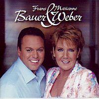 Frans Bauer en Marianne Weber - CD