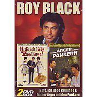 Roy Black - Hilfe, ich liebe Zwillinge - Immer arger mit den Paukern - 2DVD