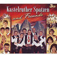 Kastelruther Spatzen - und Freunde - 3CD