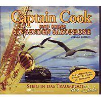Captain Cook und seine Singenden Saxophone - Steig in das Traumboot der Liebe - CD+DVD