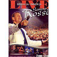 Semino Rossi - Live - Einmal ja - Immer ja - 2DVD + 2CD