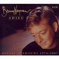 Benny Neyman - Adieu - 5CD