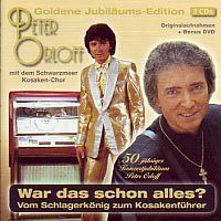 Peter Orloff - Goldene Jubilaums-Edition - 3CD+DVD