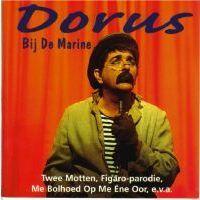 Dorus - Bij de Marine - CD