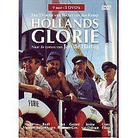 Hollands Glorie - TV-serie naar de roman van Jan de Hartog - 3DVD