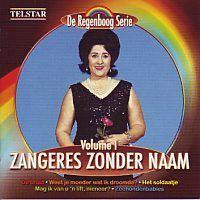 Zangeres Zonder Naam - volume 1 -  De Regenboog Serie