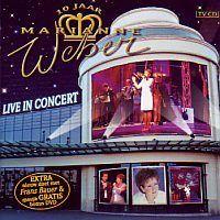 Marianne Weber - 10 jaar, Live in concert TV-CD met Bonus DVD