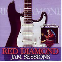 Red Diamond - Jam Sessions - CD