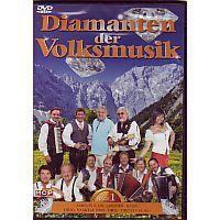 Diamanten der Volksmusik Folge 1 - DVD