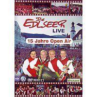 Die Edlseer - Live 15 Jahre Open Air - DVD