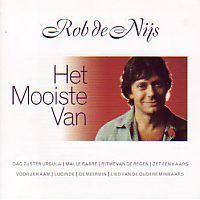 Rob de Nijs - Het Mooiste Van - CD