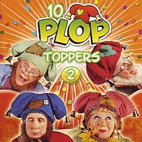 Kabouter Plop - 10 Plop Toppers 2 - CD