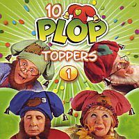 Kabouter Plop - 10 Plop Toppers 1 - CD