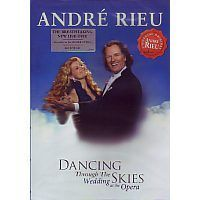 Andre Rieu - Dancing Through The Skies at the Opera - DVD+CD
