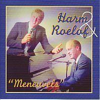 Harm en Roelof - Meneuvels - CD