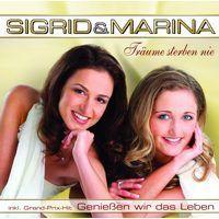 Sigrid und Marina - Traume sterben nie - CD