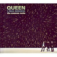 Queen and Paul Rodgers, The cosmos rocks CD and Bonus-DVD