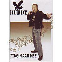 Burdy - Zing maar mee - Documentaire - CD+DVD