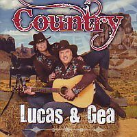 Lucas en Gea - Country - CD